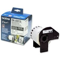 DK-22212 - Brother DK22212 White Roll