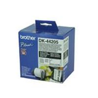 DK-44205 - Brother DK44205 White Roll