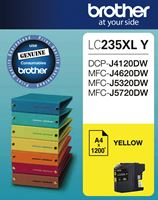 LC-235XLC - Brother LC235XL Cyan Ink Cartridge