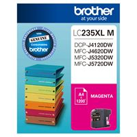LC-235XLM - Brother LC235XL Magenta Ink Cartridge