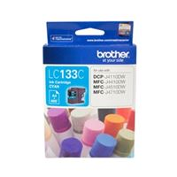LC-133C - Brother LC133 Cyan Ink Cart
