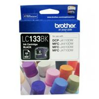 LC-133BK - Brother LC133 Black Ink Cart
