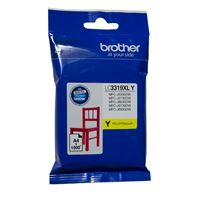 LC-3319XLY - Brother LC3319XL Yellow Ink Cartridge
