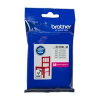 LC-3319XLM - Brother LC3319XL Magenta Ink Cartridge