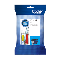 LC3339XLC - Brother LC3339XL Cyan Ink
