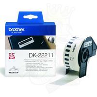 DK-22211 - Brother DK22211 White Roll