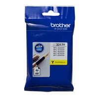 LC-3317Y - Brother LC3317 Yellow Ink Cartridge