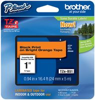 TZe-B51 - Brother TZeB51 Labelling Tape