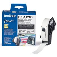 DK11203 - Brother DK11203 White Label