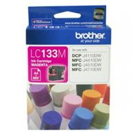 LC-133M - Brother LC133 Magenta Ink Cart