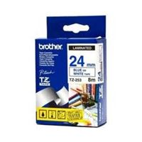 TZe-253 - Brother TZe253 Labelling Tape